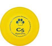 Дог-фризби Hyperflite Competition Standard Yellow
