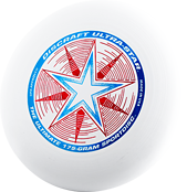 Фрисби для алтимата Discraft Ultra-Star White