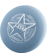 Фрисби для детей Discraft J★Star Steel Blue